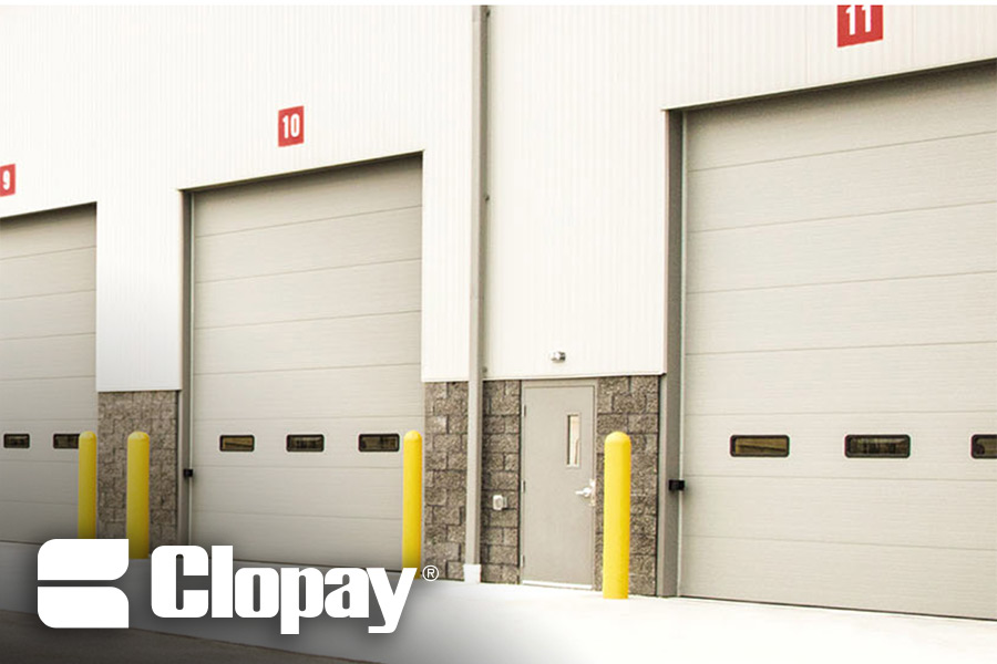 Garage Doors, Entry Doors & Commercial Overhead Doors by CLOPAY
