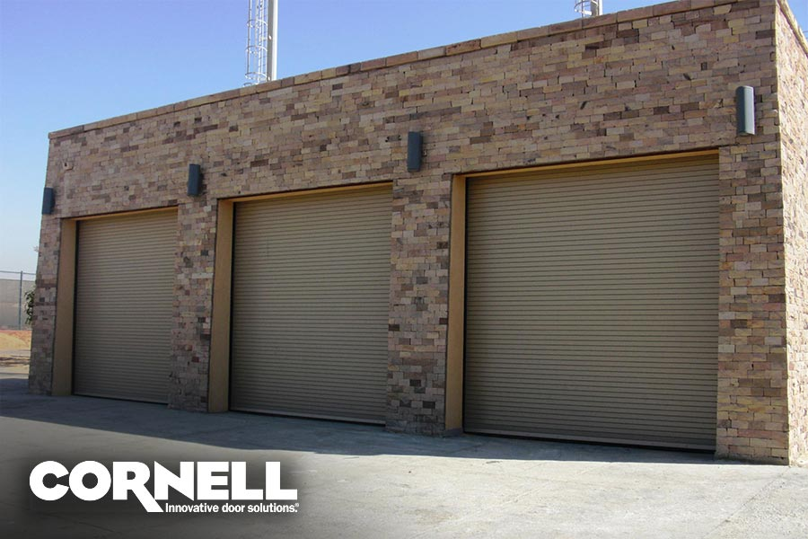 Cornell manufactures a complete line of Secure and Durable Rolling Doors and other Closure Products designed for commercial, industrial, institutional and retail use.
