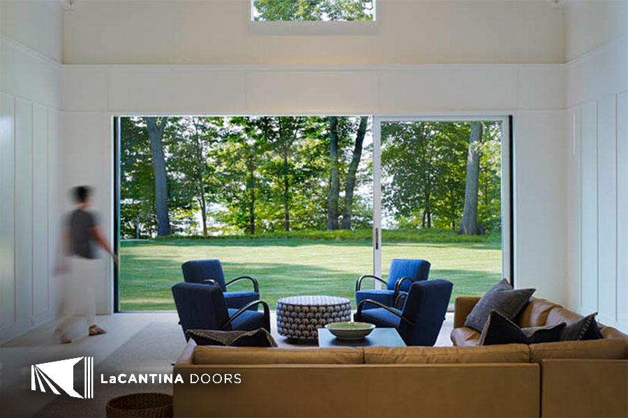 LaCantina Doors is the leader in designing and manufacturing products that create large open spaces, offering the most innovative and comprehensive range of folding, sliding and swing systems available.