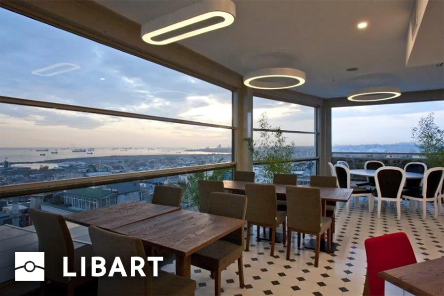 Libart designs and fabricates Operable Architectural Systems for distinguishing architects and professional clients from around the world.