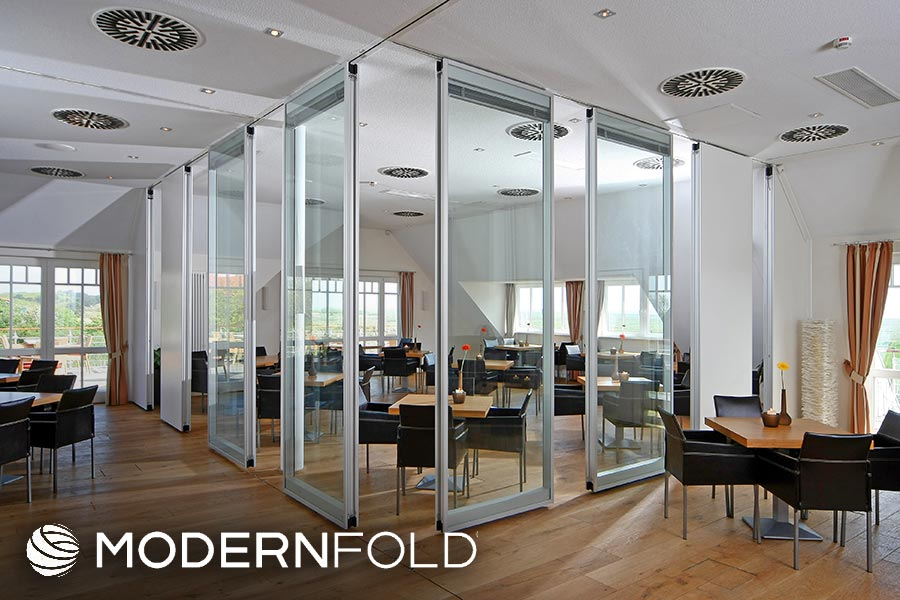 Where others see only space, we see possibilities! With operable partitions you can create new space anywhere. From your business to your home, Modernfold's diverse product line can supply the right fit for your space.