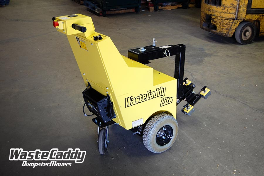 asteCaddy- Easy to use, automated trash haulers.